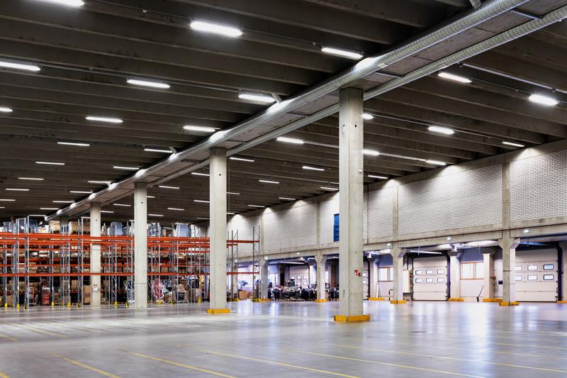 Myllynummentie 9 Kerava EAB Vuokrattavat toimitilat Varastohalli Logistiikkahalli Tuotantotila
